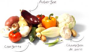 detail-legume
